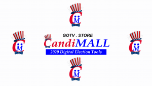2020 election tools CandiMALL GOTV Store